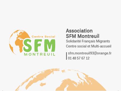 Carte De Visite SFM Montreuil